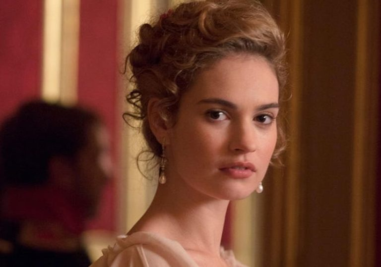 Lily James lists her 5 favourite films of all time