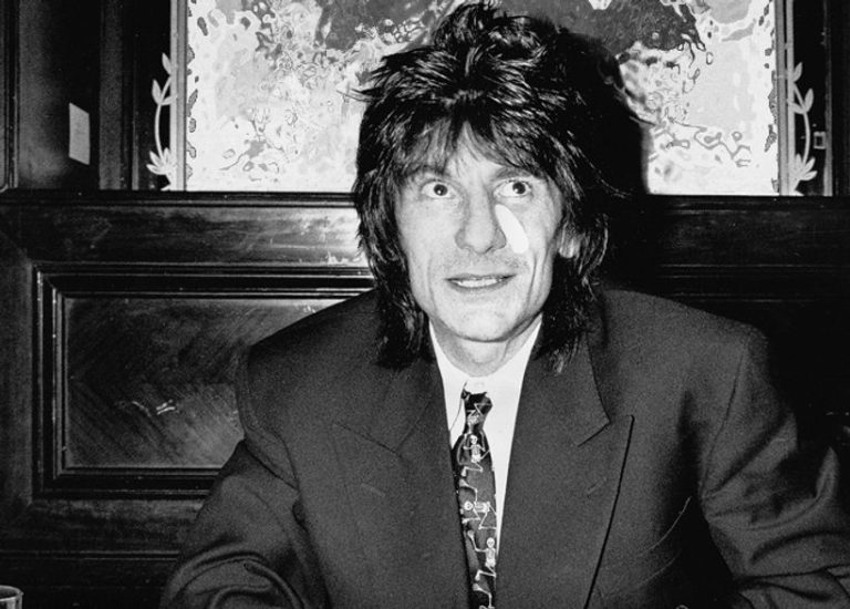 "Ronnie Wood says the Rolling Stones are ""indestructible"""