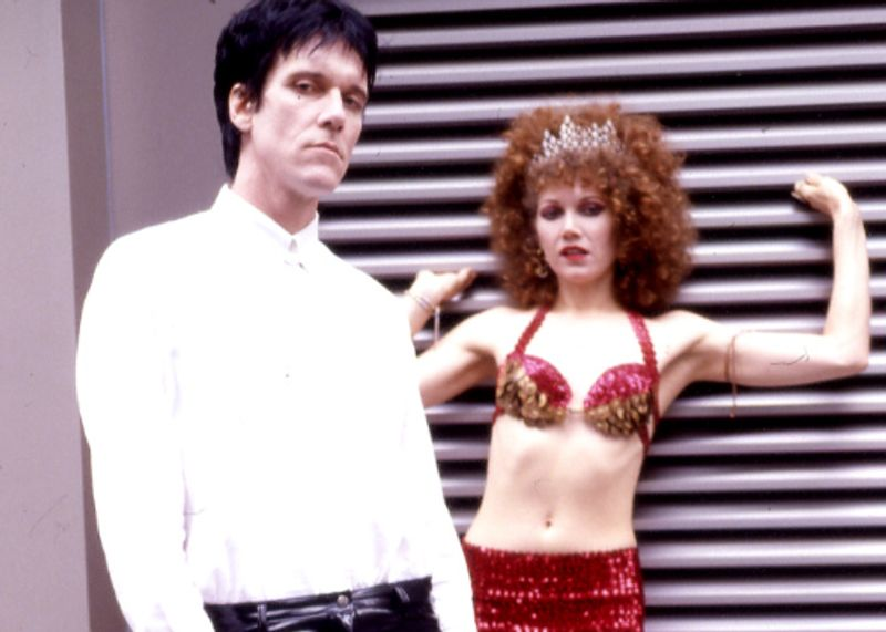 The Cramps frontman Lux Interior made a Christmas playlist