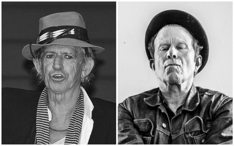 Tom Waits writes a poem about The Rolling Stones' Keith Richards