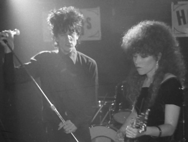 Watch The Cramps' perfectly punk cover of Elvis Presley hit 'Heartbreak Hotel'
