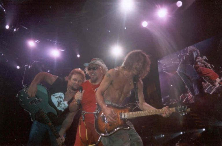 A previously unheard version of Van Halen song 'Runnin' with the Devil' surfaces online