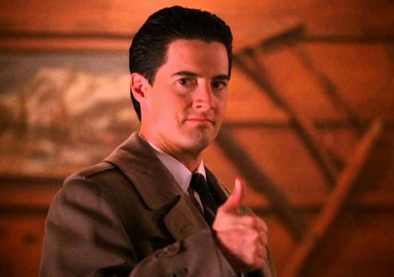 Agent Dale Cooper's 'Twin Peaks' hangover cure