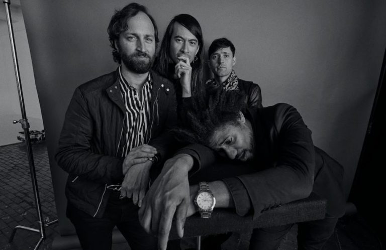 Algiers share new video for latest single 'We Can't Be Found'