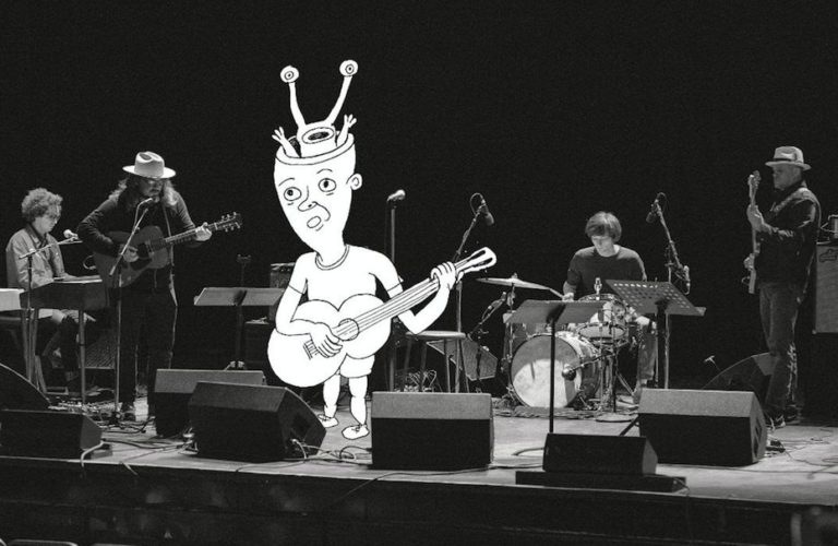 Daniel Johnston's final live performance set to be released in new album