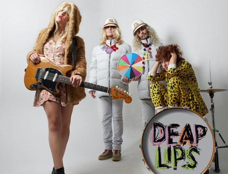 Deap Vally and The Flaming Lips collaborate on new song 'Home Thru Hell'