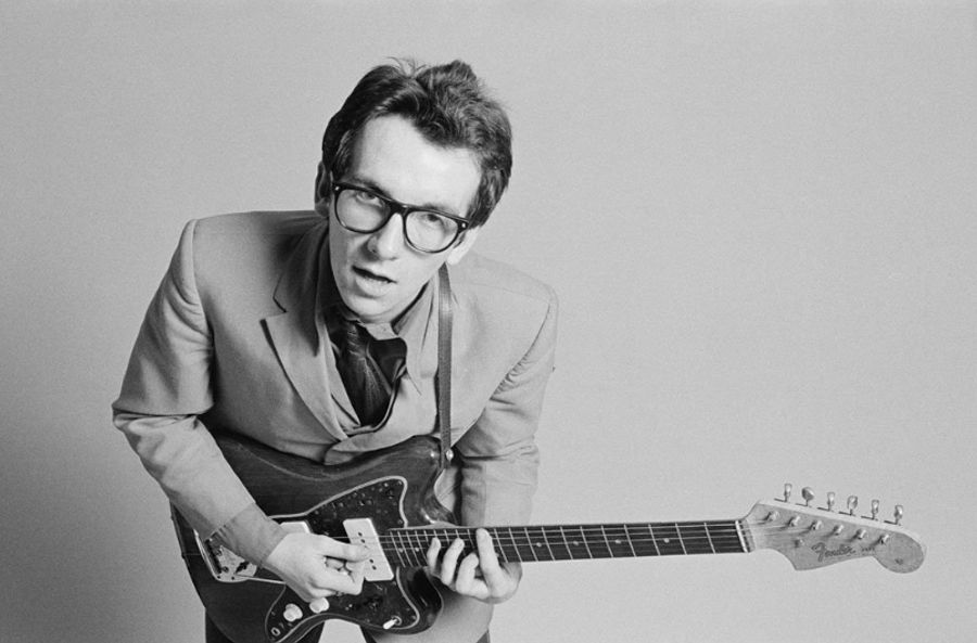 Elvis Costello created a mammoth list of the best 500 albums in music history