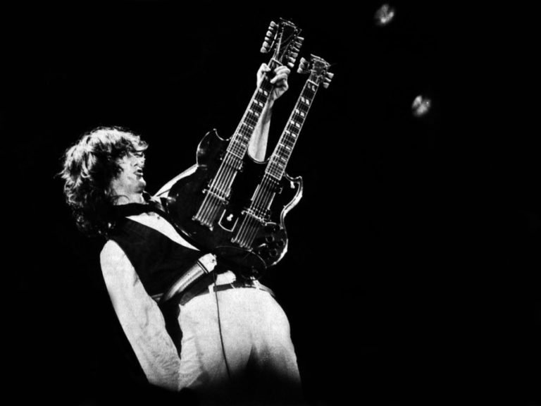Witness Jimmy Page's genius with these 5 isolated guitar tracks