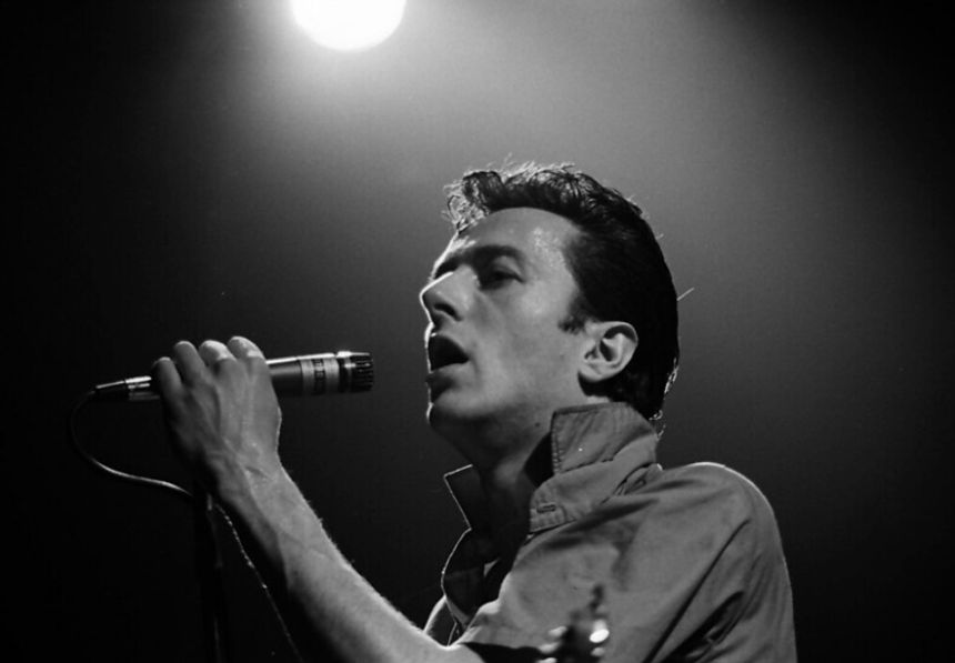 Joe Strummer once directed a bizarre gangster punk-noir film starring The Clash