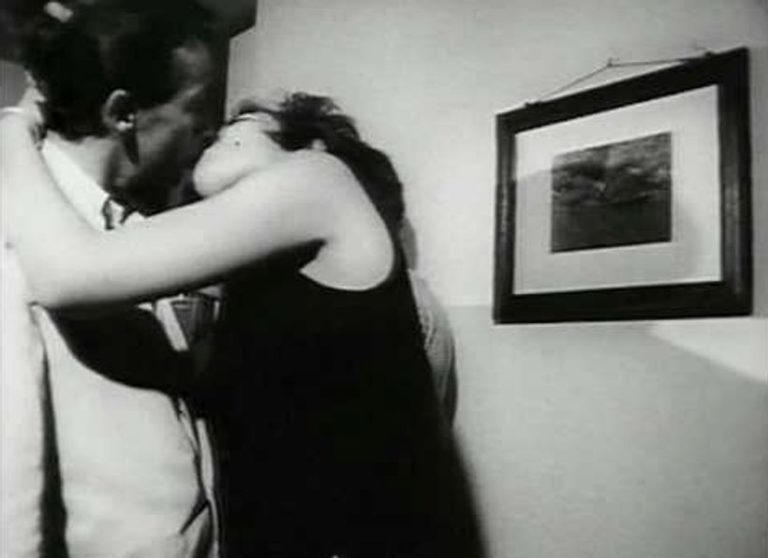 Martin Scorsese's first short film 'What's a Nice Girl Like You Doing in a Place Like This?'