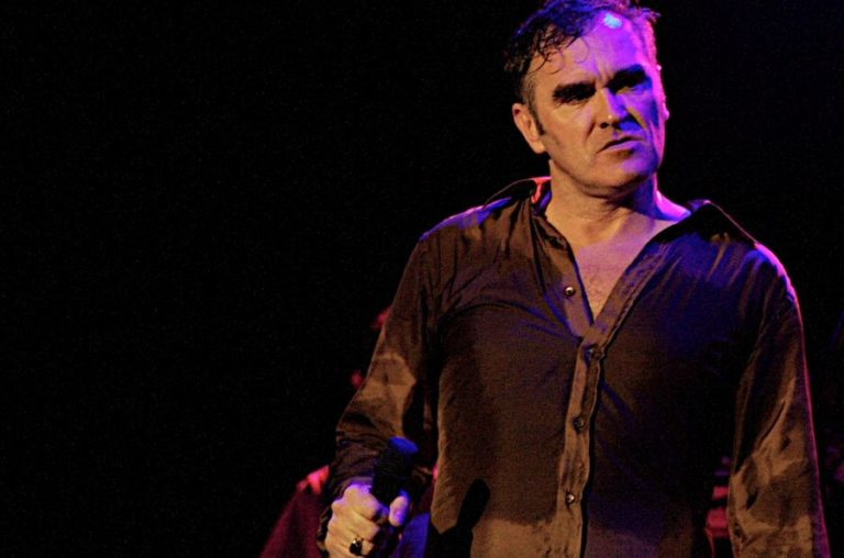 Morrissey shares new single 'Love Is On Its Way Out'