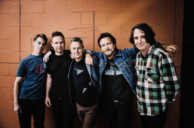 Pearl Jam share new single 'Superblood Wolfmoon'