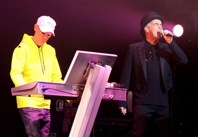 Pet Shop Boys release new single 'Monkey Business' and hint at Glastonbury appearance