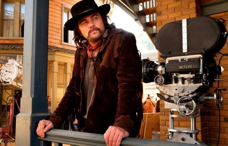 Quentin Tarantino to write and direct five episodes of 'Bounty Law'