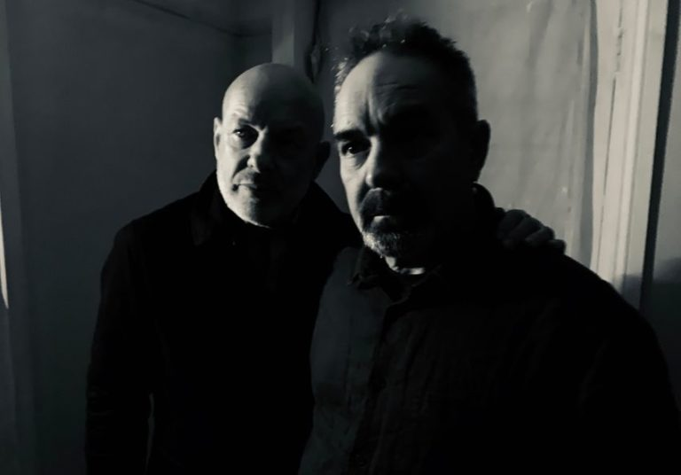 Roger and Brian Eno announce first joint album 'Mixing Colours'