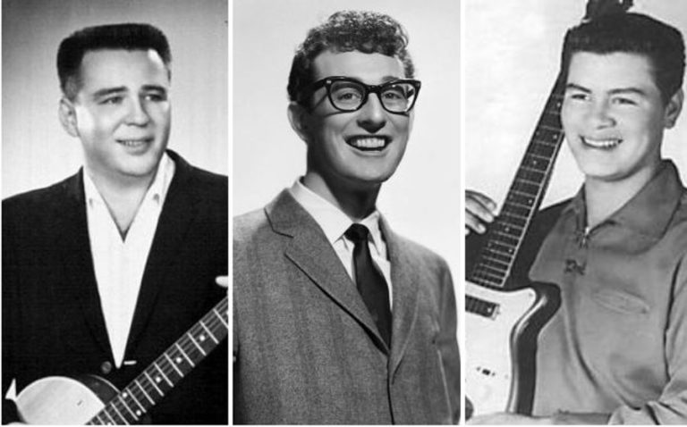 The Day the Music Died: Remembering Buddy Holly, Ritchie Valens and The Big Bopper 61 years later