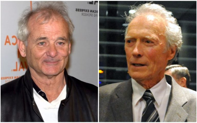 Watch Bill Murray and Clint Eastwood rock out as a karaoke duo