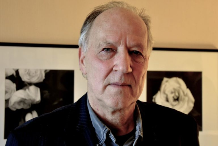 Werner Herzog says that he has never found a dog cute