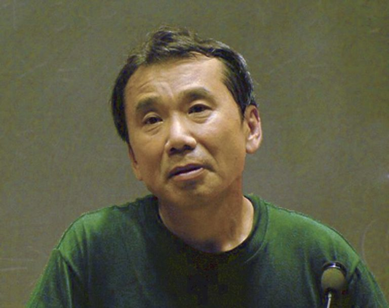 A 3,350-track playlist from Haruki Murakami's personal record collection
