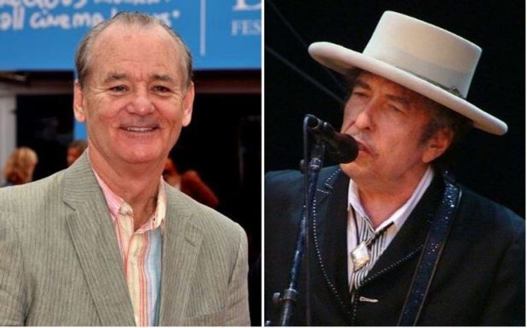 Watch Bill Murray and Steve Buscemi cover Bob Dylan live in New York City