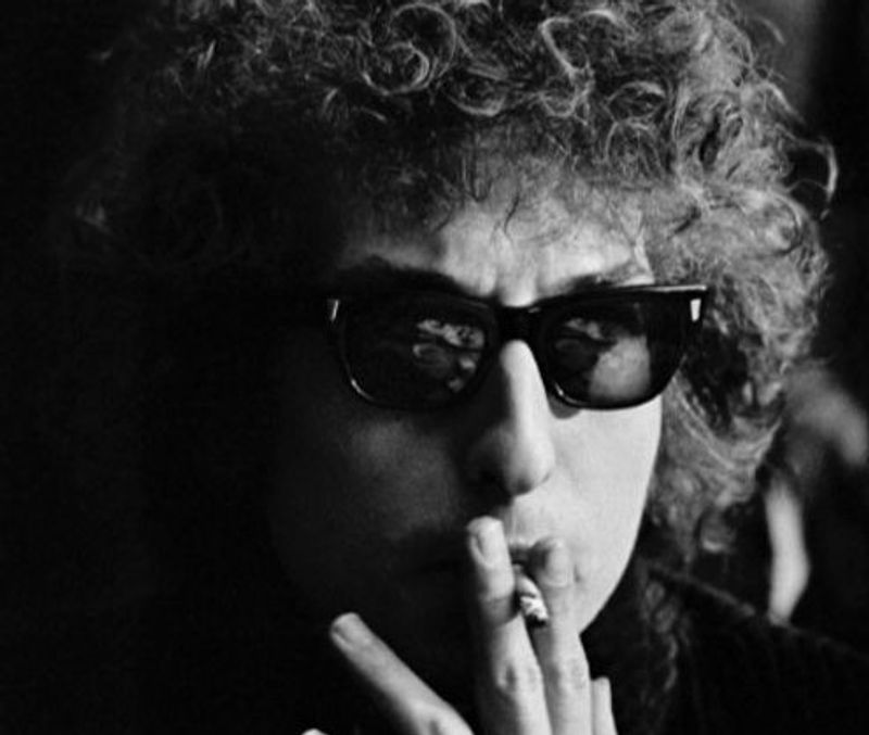 Watch Bob Dylan return to the stage at the Isle of Wight Festival, 1969