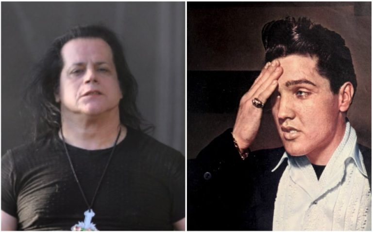 Danzig details new Elvis covers album