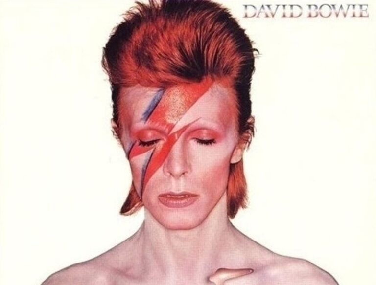 David Bowie listed his top 25 favourite albums of all time