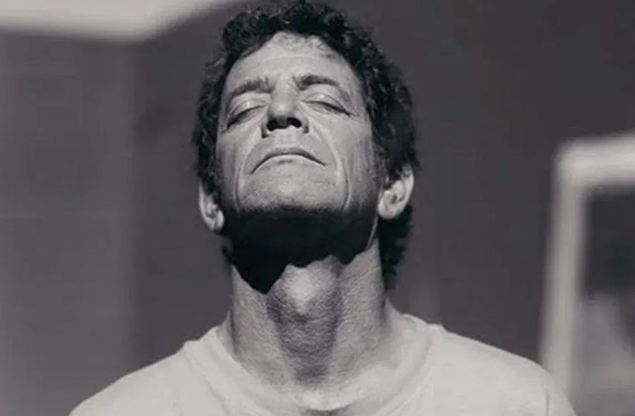 Lou Reed Photographs