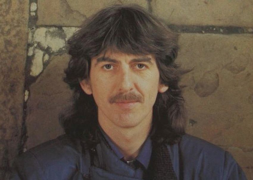 George Harrison once invited The Hells Angels to stay at the Beatles' London Apple offices