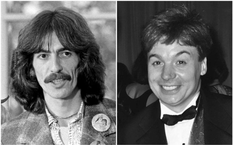 George Harrison's last ever letter was sent to 'Austin Powers' creator Mike Myers