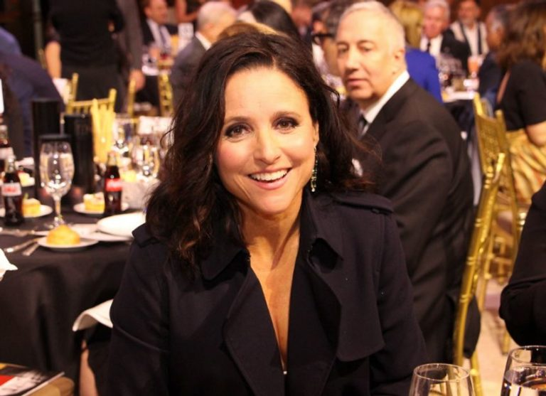 Julia Louis-Dreyfus lists her 5 favourite films of all time