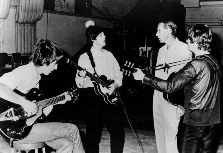 Listen to The Beatles' iconic Decca Records audition