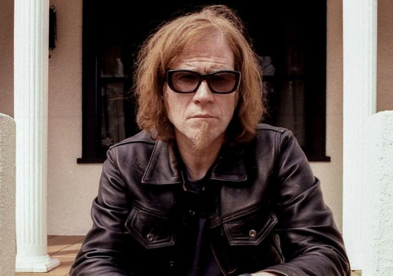 Mark Lanegan new solo album 'Straight Songs Of Sorrow'