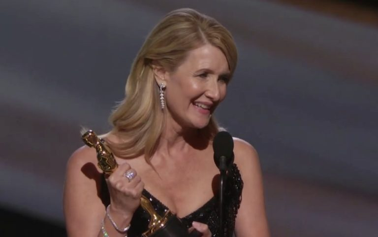 Oscars 2020: Laura Dern wins Best Supporting Actress for 'Marriage Story' role