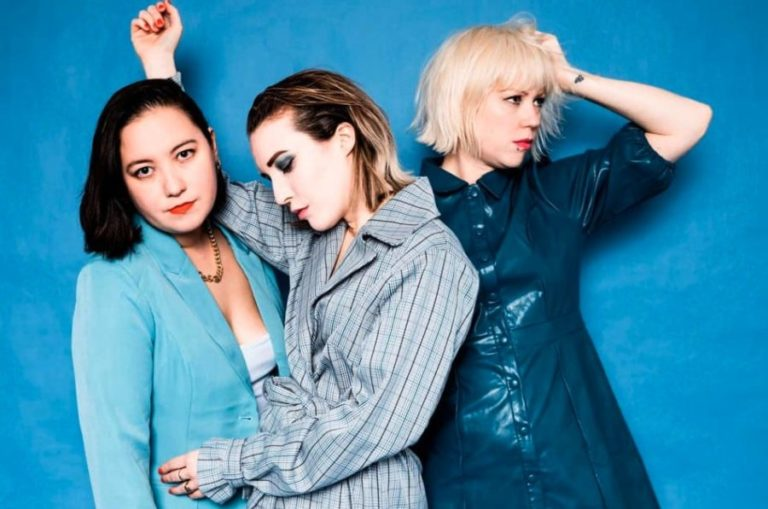 PINS share new song 'Bad Girls Forever'