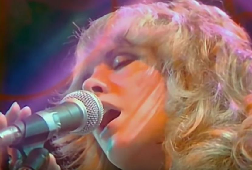 Watch Stevie Nicks' spellbinding performance of 'Rhiannon' with Fleetwood Mac on 'The Midnight Special '