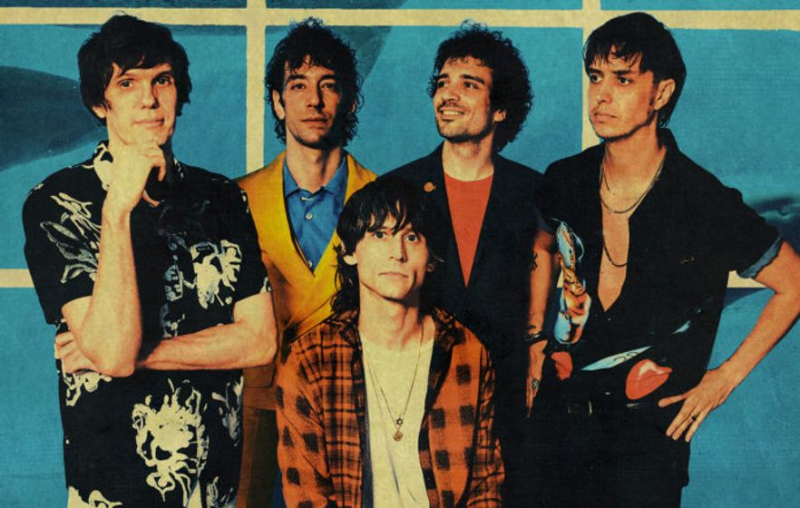 The Strokes provide update on a potential new album