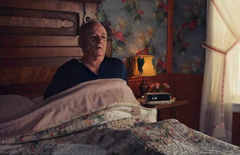Watch Bill Murray return to 'Groundhog Day' in new Super Bowl advert