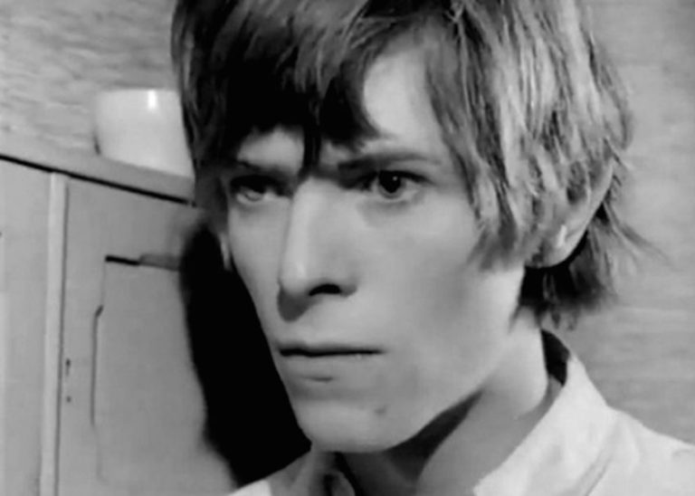 Watch David Bowie in his first ever film role, 'The Image', released in 1967