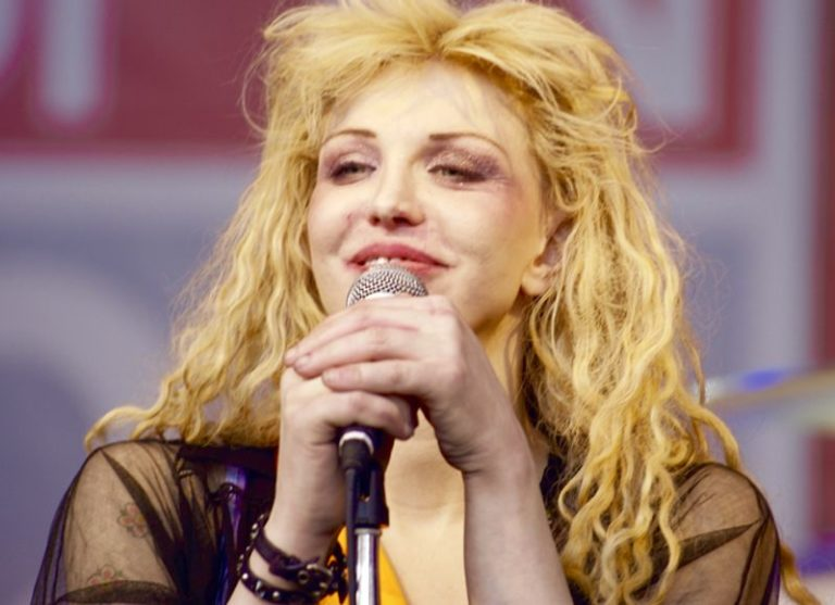 5 artists who have written songs about Courtney Love