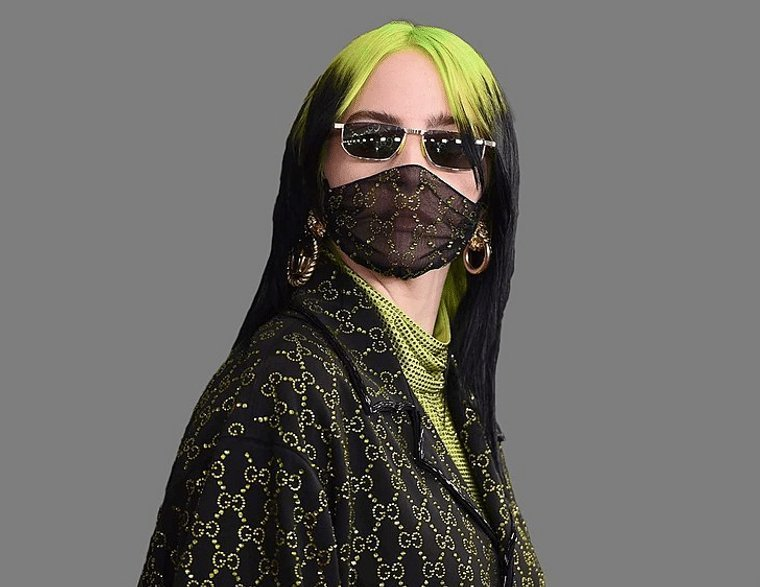 Billie Eilish shares new single 'Therefore I Am'