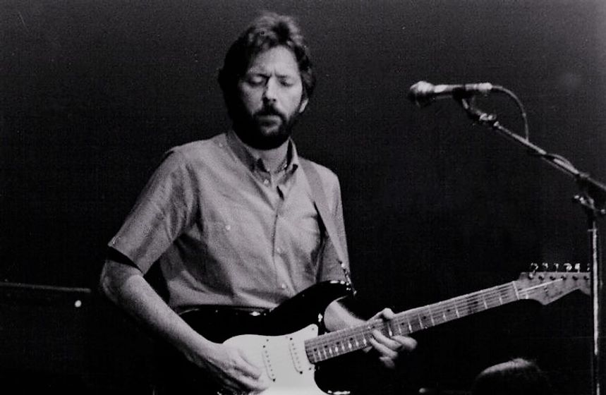 From Prince to Robert Johnson: The 8 songs Eric Clapton couldn't live without