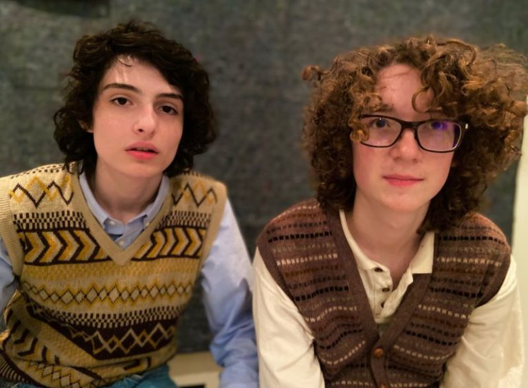 Finn Wolfhard's new band The Aubreys share latest song 'Loved One'