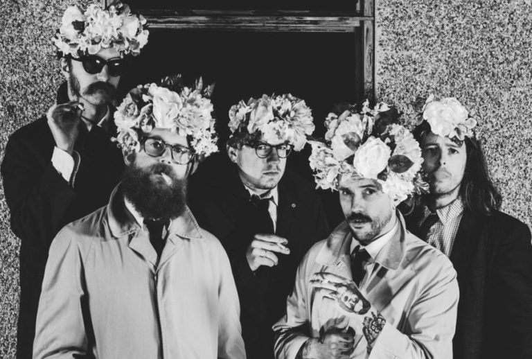 IDLES release footage of full performance at Le Bataclan