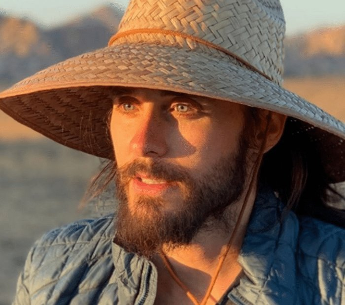 Jared Leto has been isolated in the desert for 12 days and just found out about the coronavirus pandemic