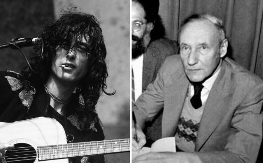 William S Burroughs Reviews A Led Zeppelin Show In 1975