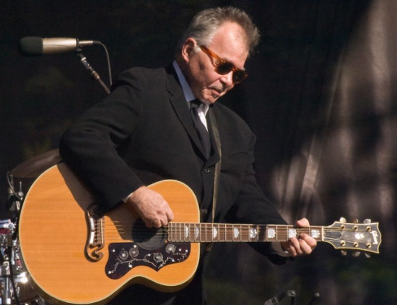 John Prine in critical condition after being hospitalised for coronavirus