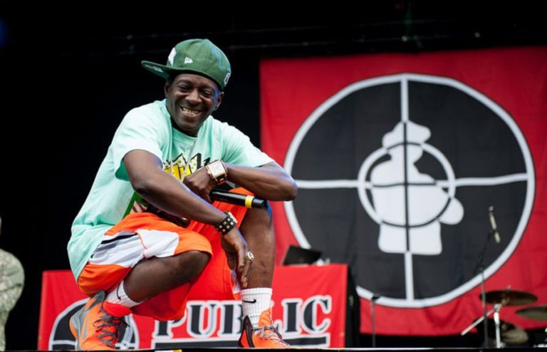 Flavor Flav responds after being fired by Public Enemy