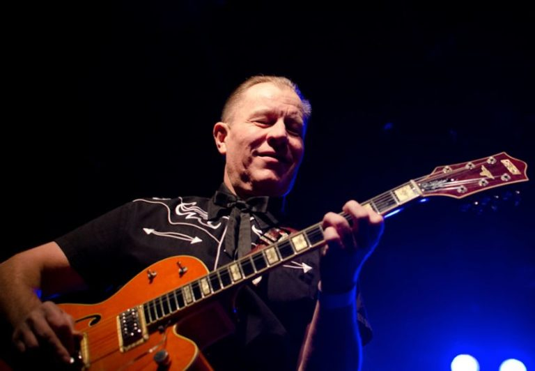 Reverend Horton Heat puts public health at risk by refusing to cancel gigs due to coronavirus outbreak