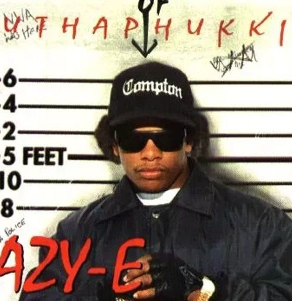 Revisit previously unseen footage of Eazy-E recording in the studio, 1987